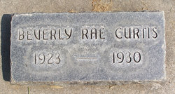 Beverly Rae Curtis
