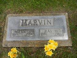 Harry Ray Marvin