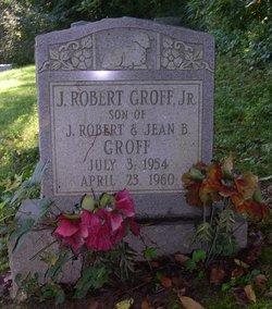 J Robert Groff, Jr