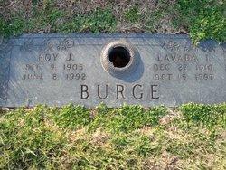 Roy J Burge
