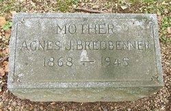 Agnes J <i>Schaeffer</i> Bredbenner