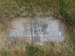 Archie J. Berscheit