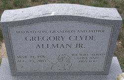 Gregory Clyde Allman, Jr