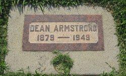 Albert Dean Armstrong