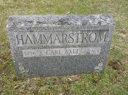 Karl Axel Hammarstrom