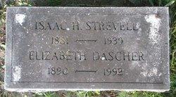 Elizabeth <i>Dascher</i> Strevell