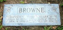 Hanson Claude Browne
