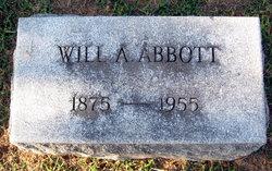 William A. Will Abbott