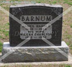 Wilena Jean <i>Charlton</i> Barnum