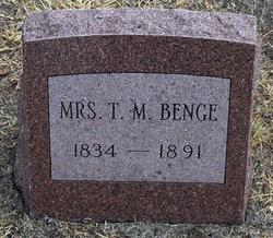 Tennessee Mae <i>Jewell</i> Benge