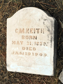 Chesterfield Marion C.M. Keith