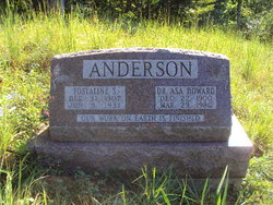 Asa Howard Anderson