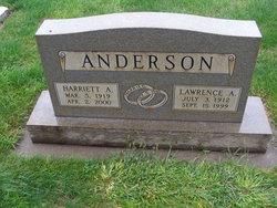 Harriet Aimee <i>Conger</i> Anderson