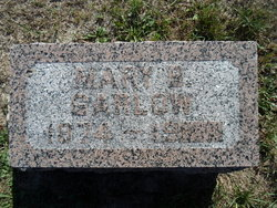 Mary Belle <i>Baker</i> Garlow