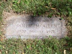 Dollie M. Allen
