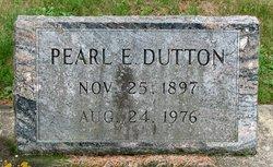 Pearl Elizabeth <i>Davis</i> Dutton