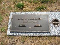 Jean E. <i>Botkin</i> Henderson
