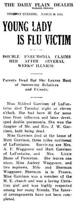 Mildred Garrison