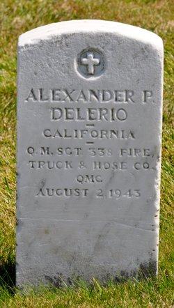 Alexander Peter Delerio