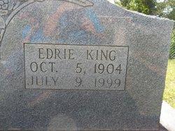 Edrie <i>King</i> Cutts
