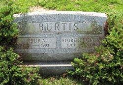Florence Mildred <i>Erwin</i> Burtis