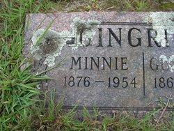 Minnie Alice <i>Carr</i> Gingrich