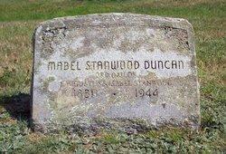 Mabel <i>Stanwood</i> Duncan