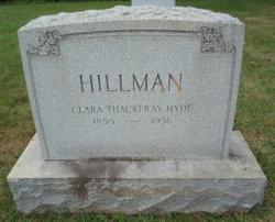 Clara <i>Thackeray</i> Hillman