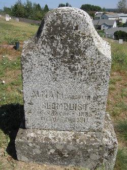 Alma M. Blomquist