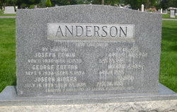 Joseph Edwin Anderson