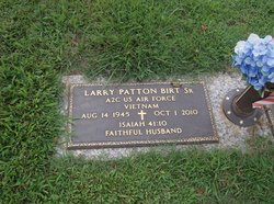 Larry Patton Birt, Sr