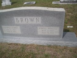 Jewell <i>Whittle</i> Brown