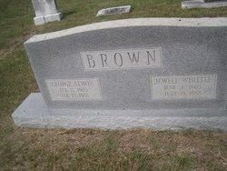 George Almon Brown