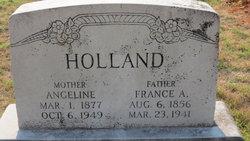Angeline <i>Anderson</i> Holland