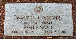 Walter Leon Reeves
