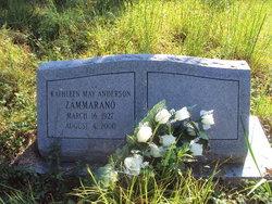 Kathleen May <i>Zammarano</i> Anderson