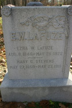 Ezra W LaFuze