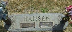 Alma Francis <i>Schweizer</i> Hansen