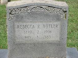 Rebecca <i>Reese</i> Butler