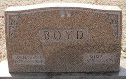Mima L Boyd