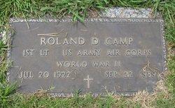 Roland D. Camp, Sr