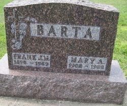 Mary Agnes <i>Malecha</i> Barta
