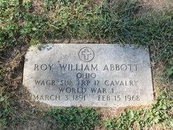 Roy William Abbott
