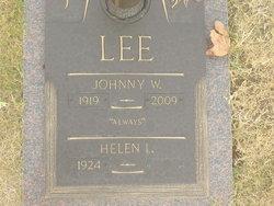 Johnny W. Lee