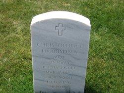 Christopher Emmanuel Harrison, II