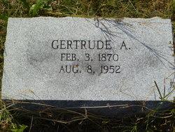 Gertrude A. <i>Luce</i> Albee