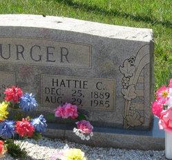 Hattie B. <i>Coleman</i> Burger
