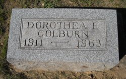 Dorthea E. <i>Forward</i> Colburn
