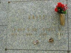 Ethel Gertrude <i>Schultz</i> Abitz
