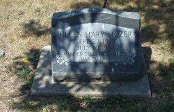 Helen Mary <i>Hall</i> Mozer